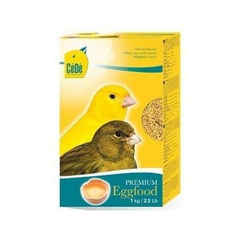 Cedé Eggfood canary Seco, 5kg,