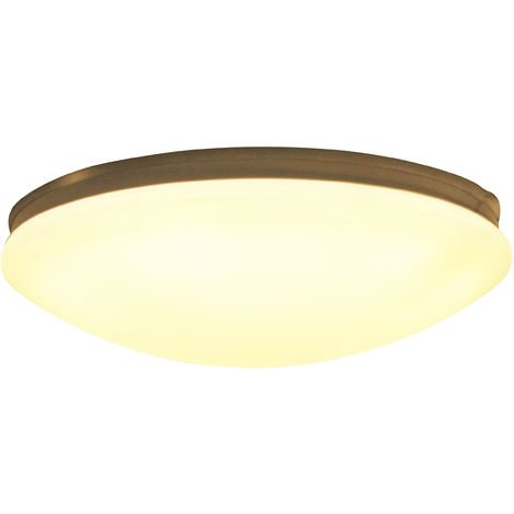 Ceiling lamp 40 cm incl. LED with remote control - Extrema