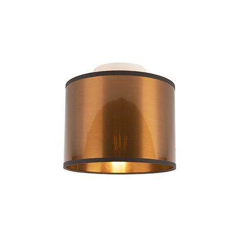 Ceiling Lamp Copper 20cm - Drum