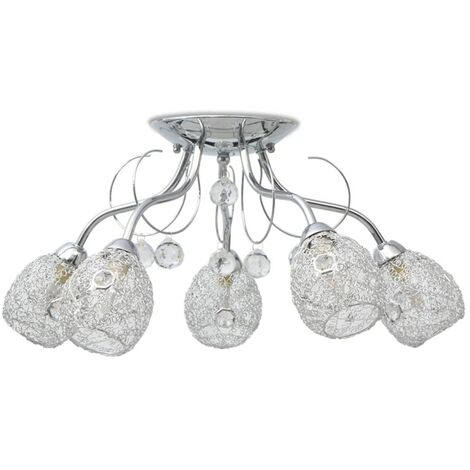 Ceiling Lamp for 5 G9 Bulbs 200 W