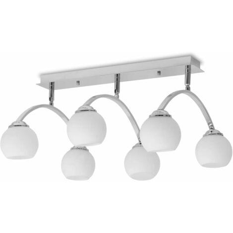Ceiling Lamp for 6 G9 Bulbs 240 W