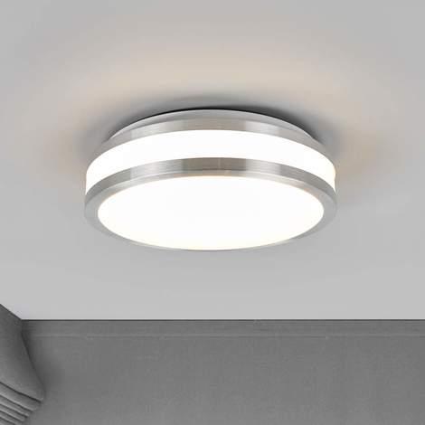 Ceiling Light Edona Modern In White Made Of Plastic For E G Kitchen 1 Source