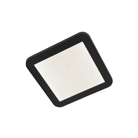 Ceiling light IP44 3-step dimmable incl. LED 22.5 cm - Steve
