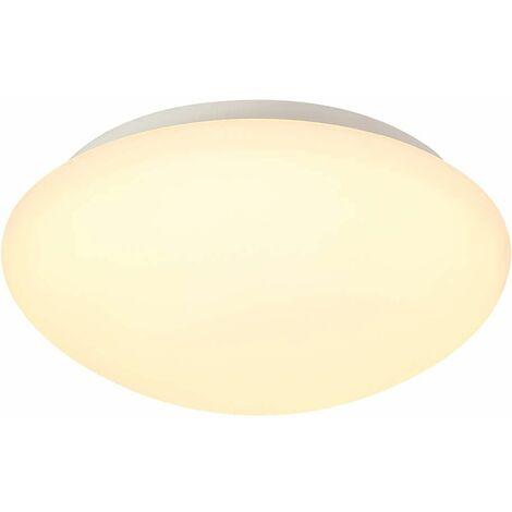 Ceiling light IP44 Gallery 1 Bulb White 19 Cm