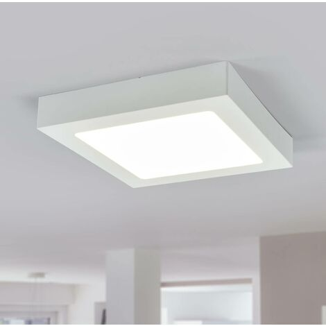 """main image of """"Ceiling Light 'Marlo' (modern) in White for e.g. Bathroom (1 light source,) from Arcchio   ceiling lamp, lamp"""""""
