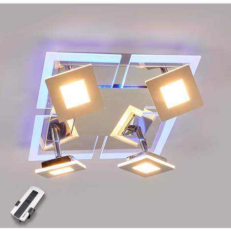 Ceiling Light Namika With Remote Control Modern In