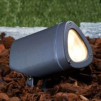 "Ceiling Light Outdoor ""Esma"" (modern) in Black made of Aluminium (3 light sources, A+) from Lampenwelt"