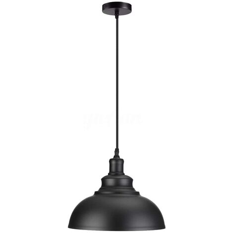 Ceiling Light Pendant Retro Lamp Industrial Loft Chandelier