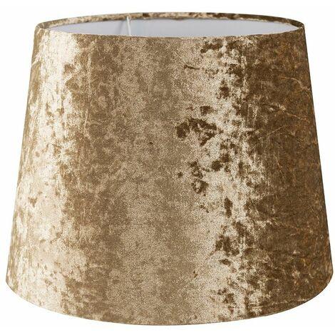 Ceiling Light Shade Easy Fit Velvet Pendant Table Floor Lampshade