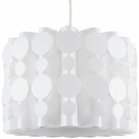 Ceiling Light Shade White Easy Fit Pendant Lighting