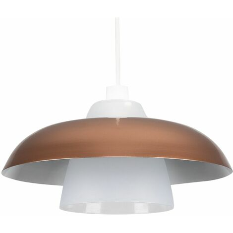Ceiling Pendant Shade Two Tier Lounge Lighting