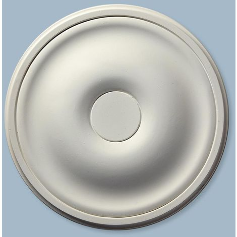 Ceiling Rose Ava 300mm Resin Strong Lightweight Not Polystyrene Easy Fix 30cm