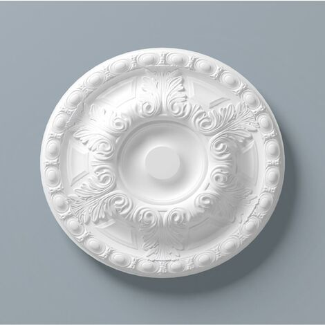 Ceiling Rose R18 600mm Resin Strong Lightweight Not Polystyrene Easy Fix