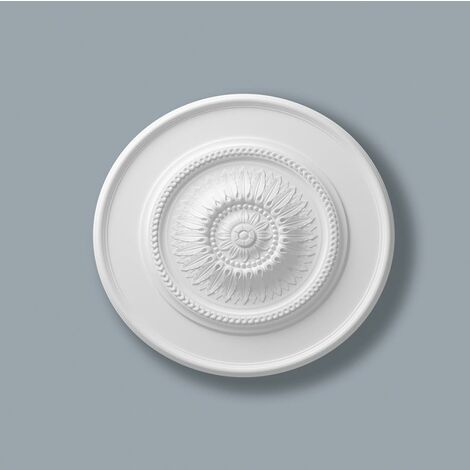 Ceiling Rose R20 755mm Resin Strong Lightweight Not Polystyrene Easy Fix