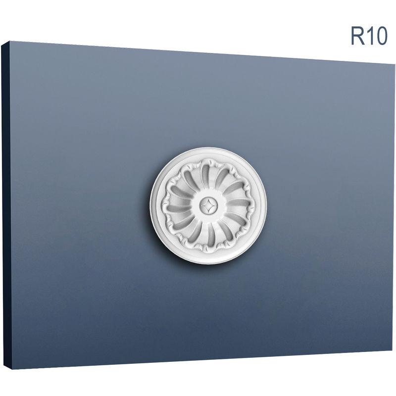 40 cm = 15.6 inch diameter ORAC R61 Ceiling Rose Rosette Medallion Centre high quality polyurethane floral decor white