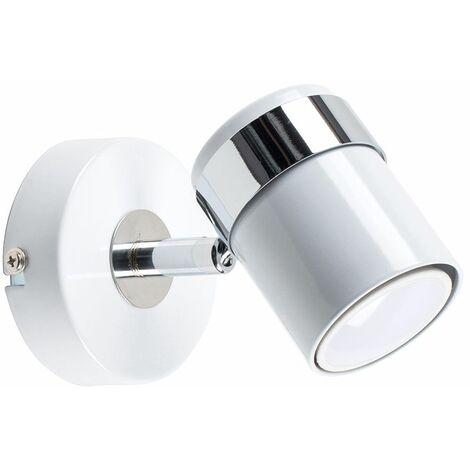 Ceiling Wall Spotlight - 5W LED GU10 Light Bulb