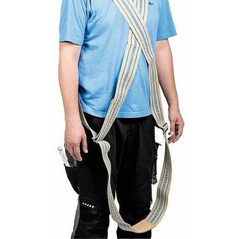 ceinture croisée pour porter des charges Leinen