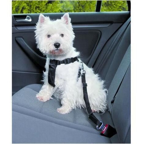 Ceinture de sécurité Friends on tour pour chiens Taille L Longueur 70/90 cm (Ex : Labrador)