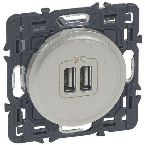 Legrand celiane leg99727 interrupteur ou va et vient push 6 ampères blanc à comp