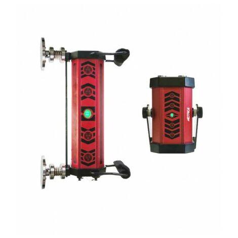 Cellule De Guidage Laser Metrica Pour Pelleteuse Et Tractopelle + Report Cabine Tr360