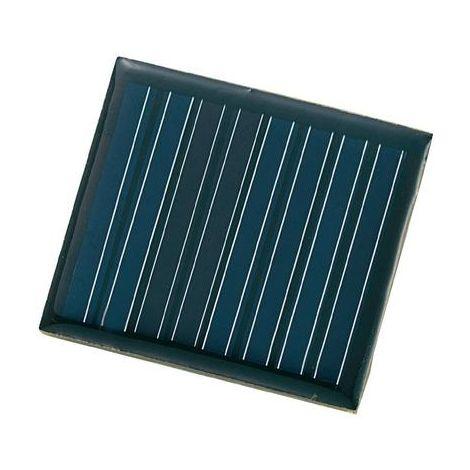 CELLULE SOLAIRE CONRAD YH-39X35 MONOCRISTALLIN 4 V 35 MA 1 PC(S)