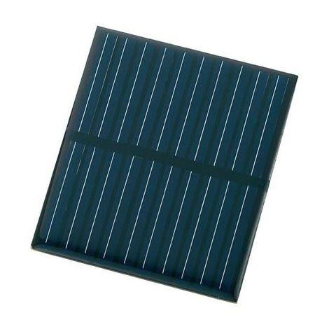 CELLULE SOLAIRE CONRAD YH-57X65 POLYCRISTALLIN 5 V 81 MA 1 PC(S)