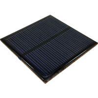 Cellule solaire (L x l x h) 60 x 60 x 3.1 mm Y609101