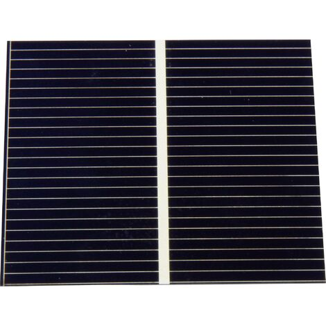 Cellule solaire monocristalline Q02635