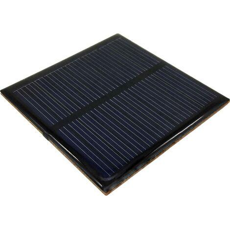 Cellule solaire POLY-PVZ-6060-5V 1 pc(s)