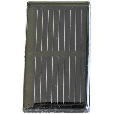 Cellule solaire Sol Expert SM330 Amorphe 0.58 V 330 mA raccord fileté 1 pc(s) Q07154