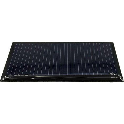 Cellule solaire TRU COMPONENTS POLY-PVZ-3070-5V 1389155 1 pc(s)