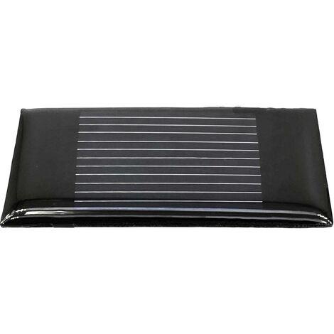 Cellule solaire TRU COMPONENTS POLY-PVZ-60100-6V 1389159 1 pc(s)