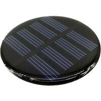 Cellule solaire (Ø x h) 70 mm x 2.9 mm Y609181