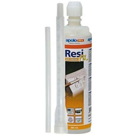 CELO 385CRPE Anclaje químico ResiFIX 385 ml pure epoxy sin estireno BR 385 SF (Envase 12 ud)