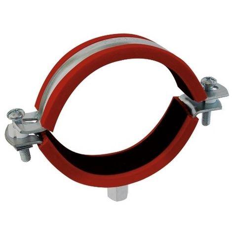 CELO 9110RID Abrazadera metálica deslizante isofónica M8+M10 tipo RID 110 mm acero cincado (Envase 50 ud)