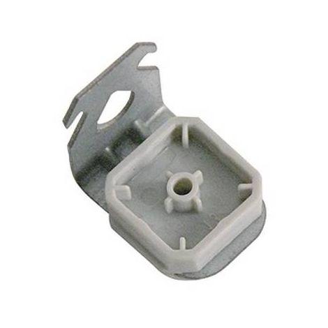 CELO 9AAT Clip alambre para clavadora a gas para la suspensión de cables acero cincado (Envase 100 ud)