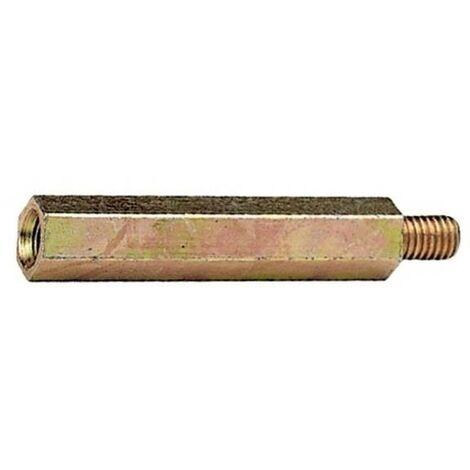 CELO 9B650MH - bicromatado acier pour hommes et femmes manchette de séparation hexagonale M6x50 mm (conteneur de 50 ud)