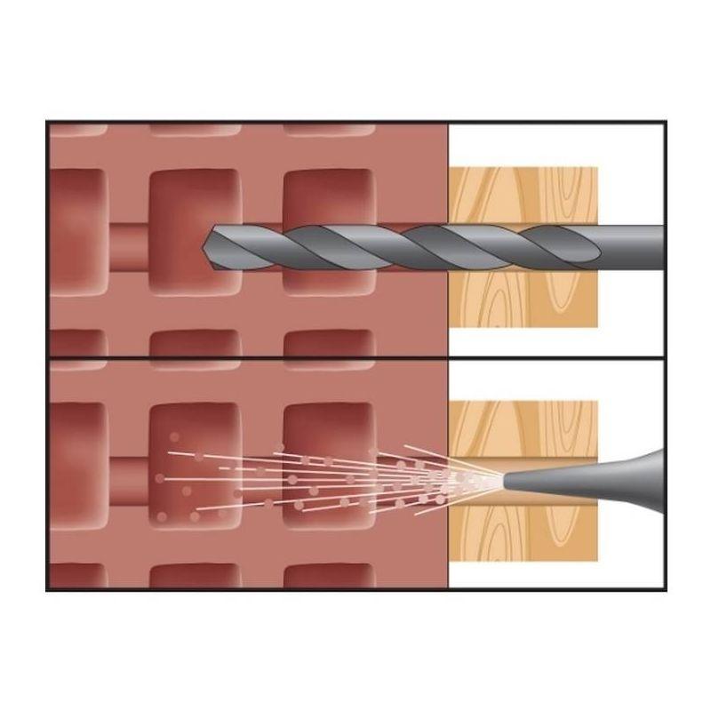N808332-S Nylon 50 x panel de terminación Push-tipo de retención de clip se adapta a Ford N807578-S