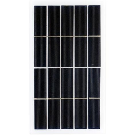 Celula solar del silicio policristalino del pequeno panel solar de 2W 5V
