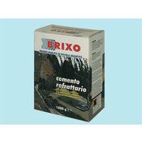 Cemento Brixo Refrattario - Kg. 5 - Conf. 2 Pz