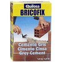 Cemento Gris - BRICOFIX - T088153 - 1,5 KG
