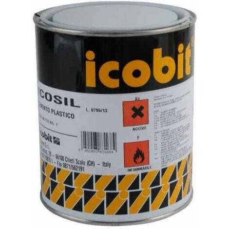 Cemento Plastico Icosil Kg 1 Icobit