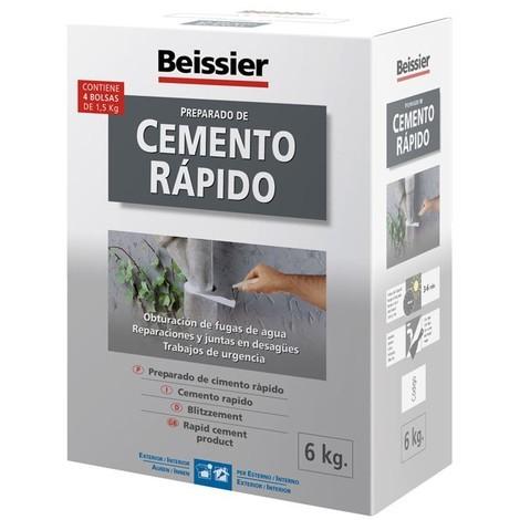 Cemento Rapido - BEISSIER - 3617 - 6 KG