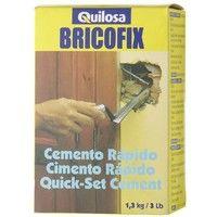 Cemento Rapido - BRICOFIX - T088195 - 1,3 KG