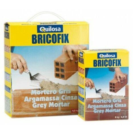 Cemento rest. 1,5 kg gr bricofix quilosa