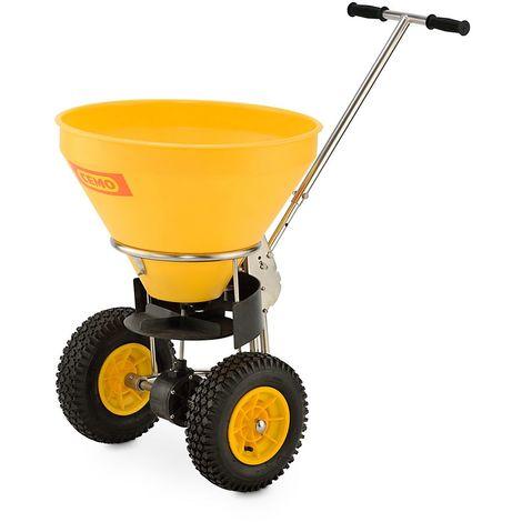 CEMO Chariot d'épandage, pour petites et moyennes surfaces capacité cuve 50 l