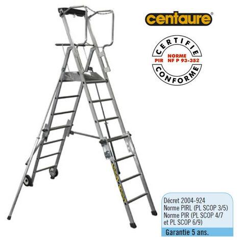 Centaure - Plateforme de travail télescopique PL SCOP