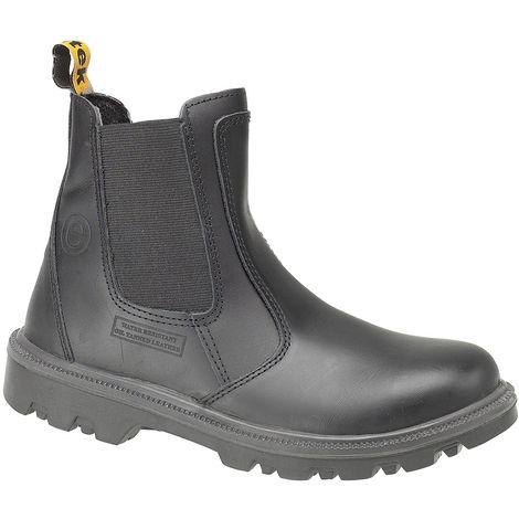 Centek FS129 Safety Dealer / Mens Boots / Dealers Safety