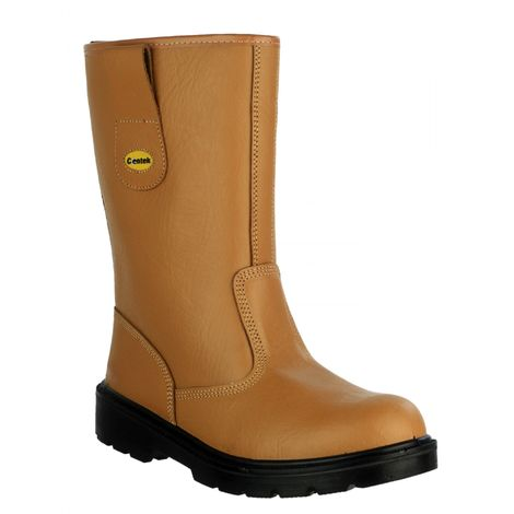 Centek FS334 Safety Rigger Boot / Mens Boots