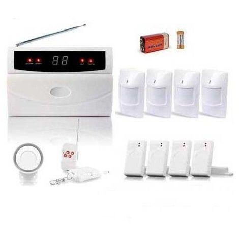 Centrale D'alarme Sans Fil 32 Zones Xl Box